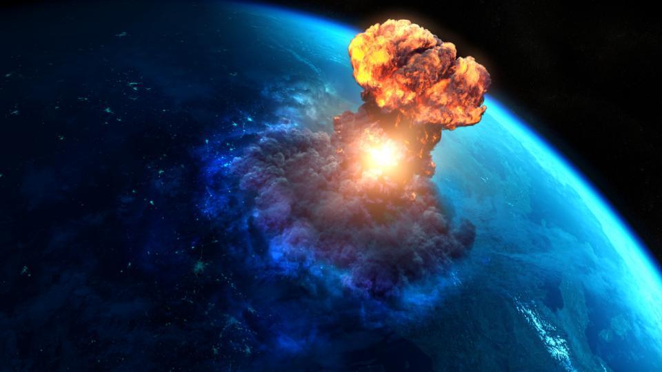 ядрен взрив