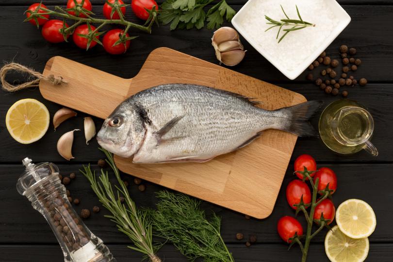 готвене на риба