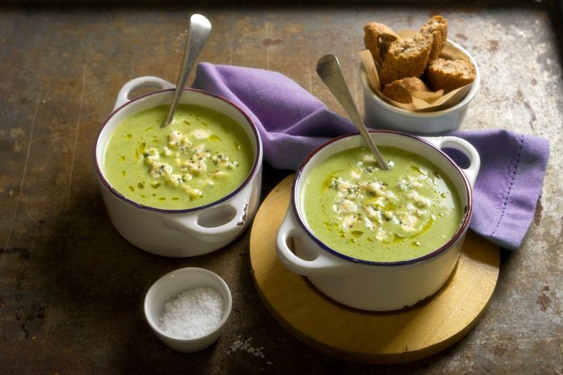 супа броколи