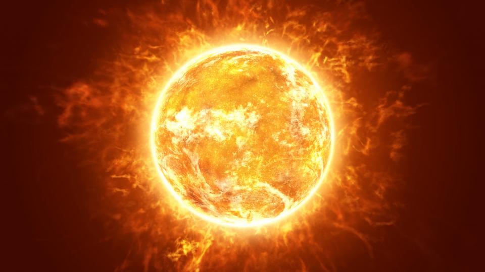 слънчеви изригвания