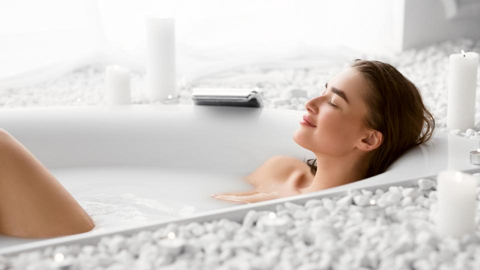 топла вана