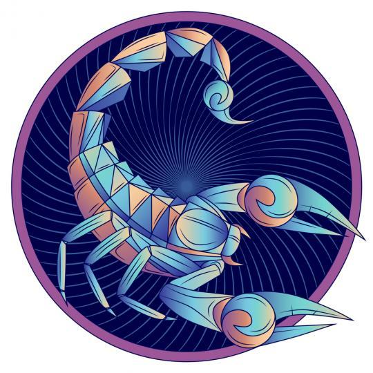 Скорпион зодия