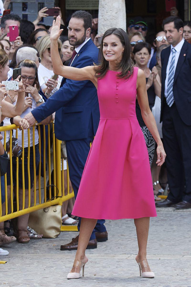 роклята на кралица Летисия