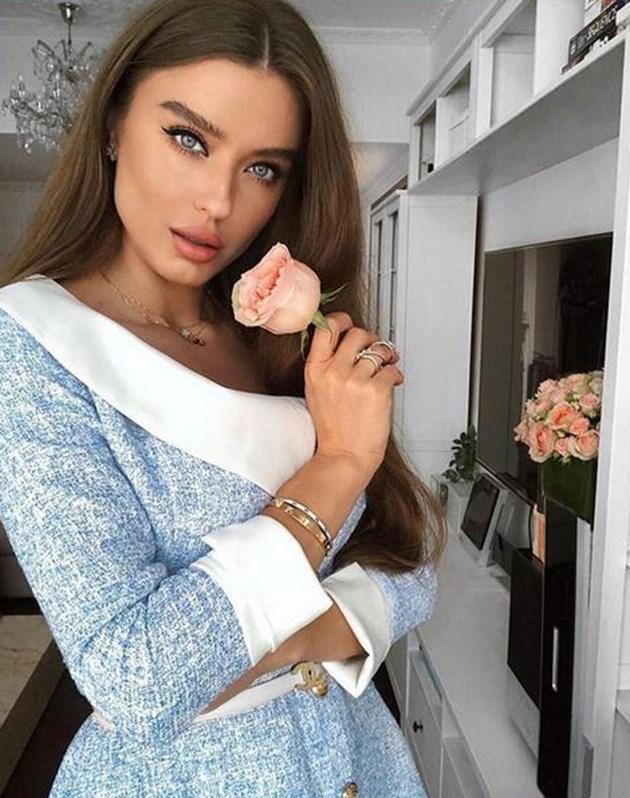 сестрата на Саня Борисова