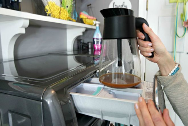 кафе в пералнята