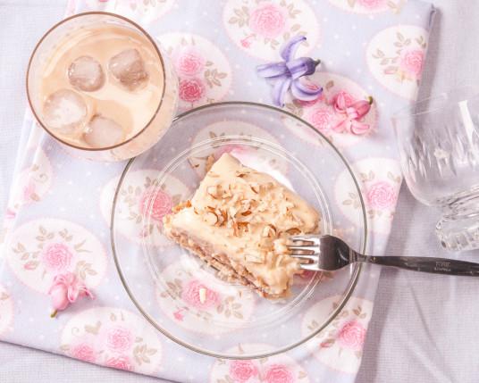 бисквитена торта Бейлис