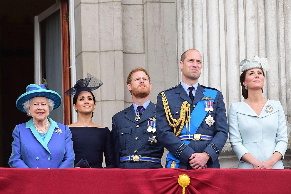 кралската фамилия