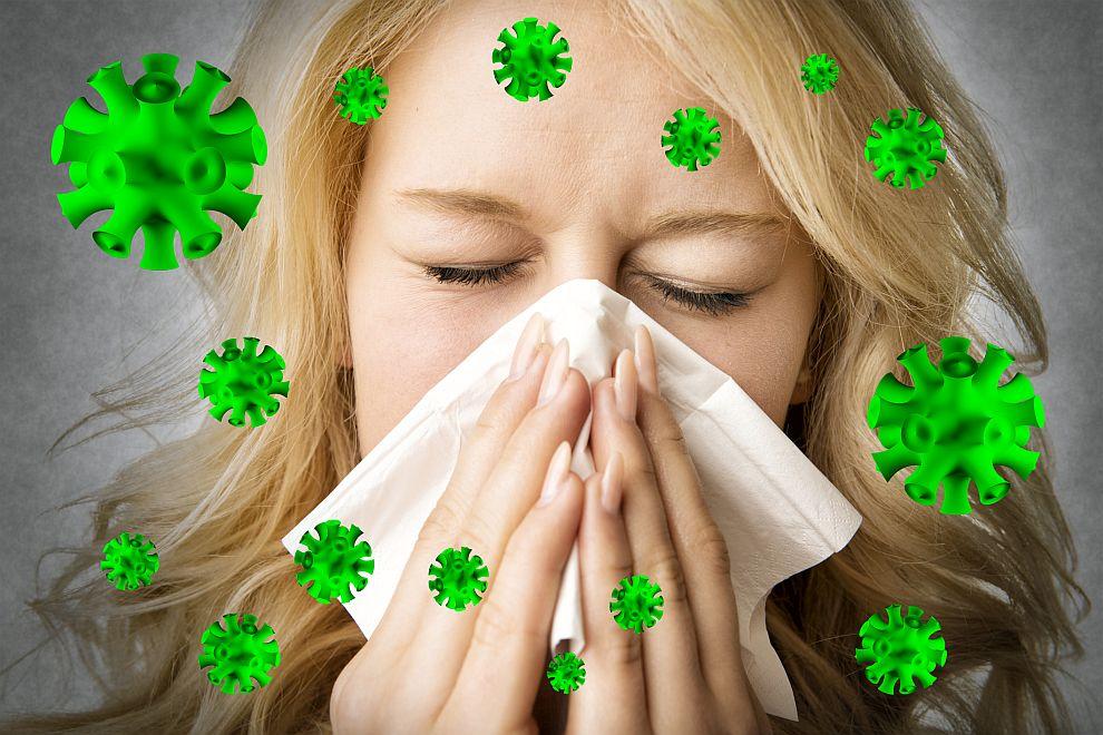 настинка вируси