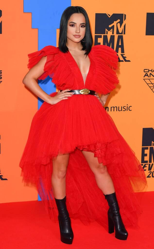 Беки Джи рокля