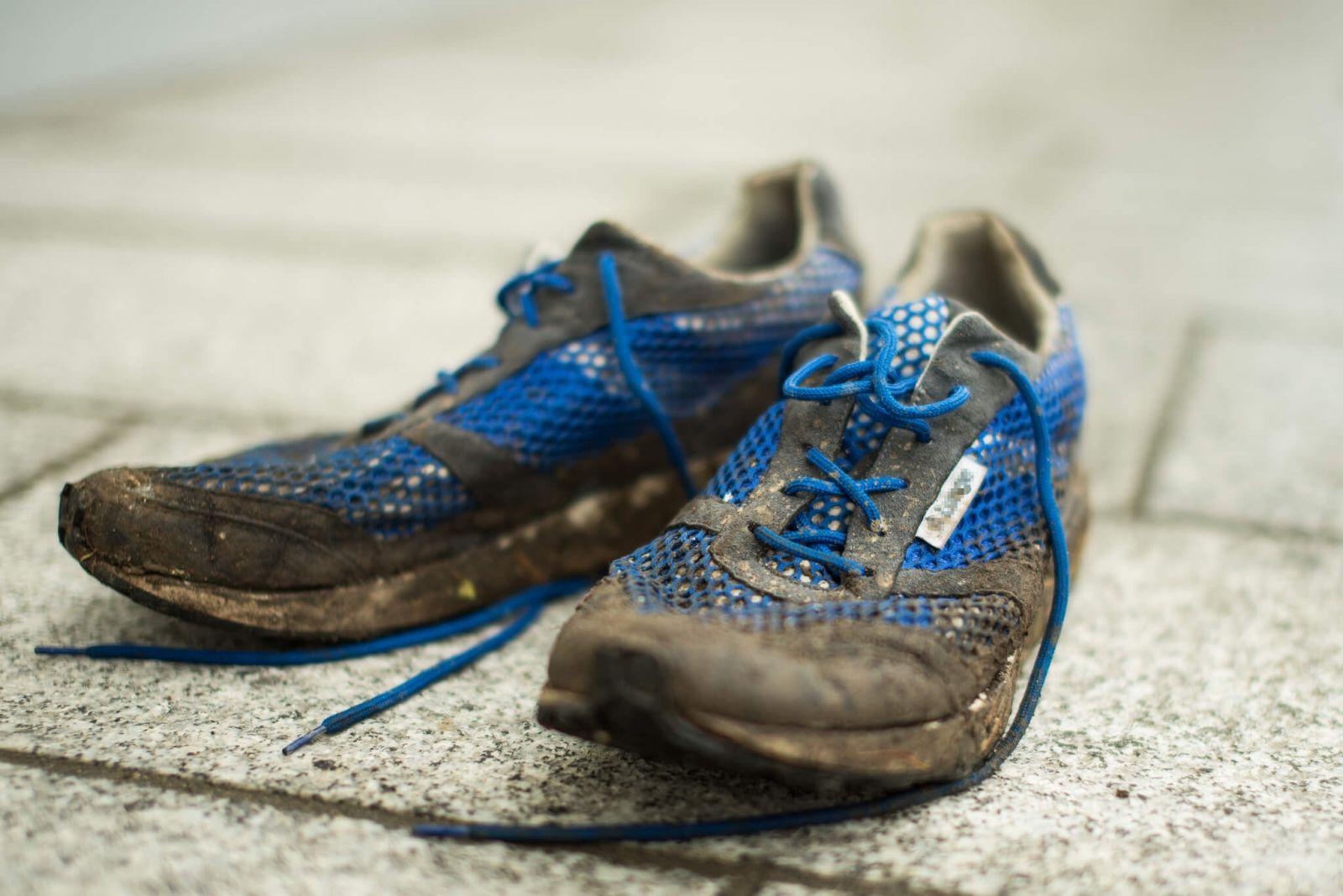 стари маратонки