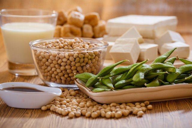 храни, съдържащи естроген
