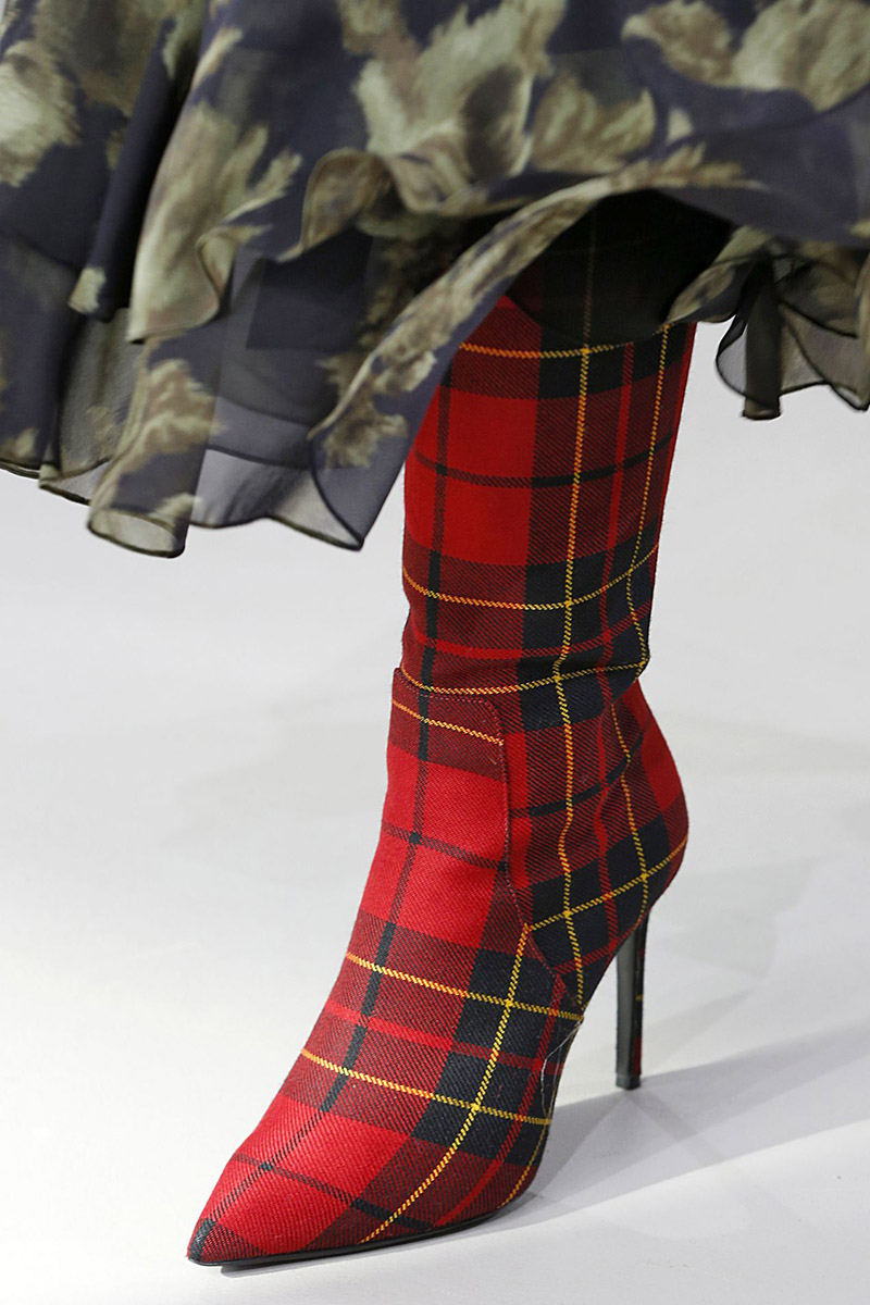 ботуши шотландско каре