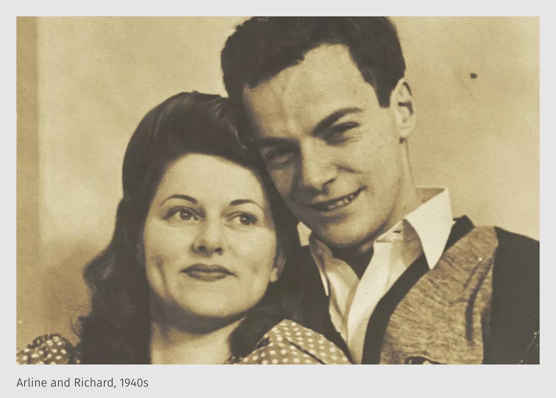 Ричард Файнман и Арлийн