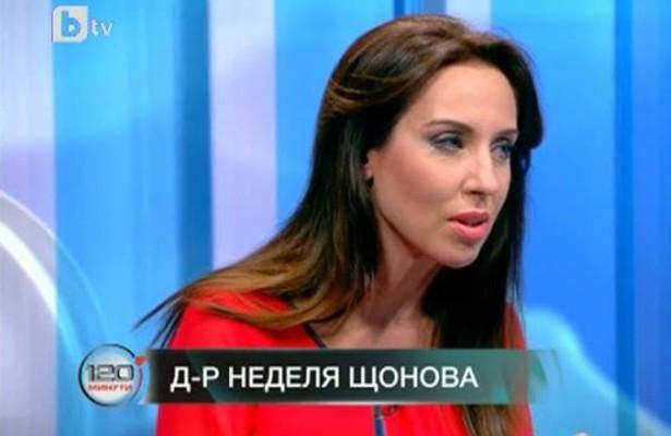д-р Щонова