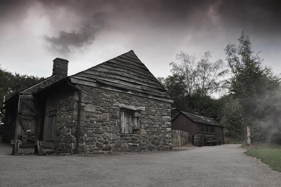 призрачно село