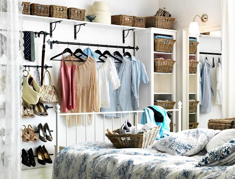 почистване гардероб