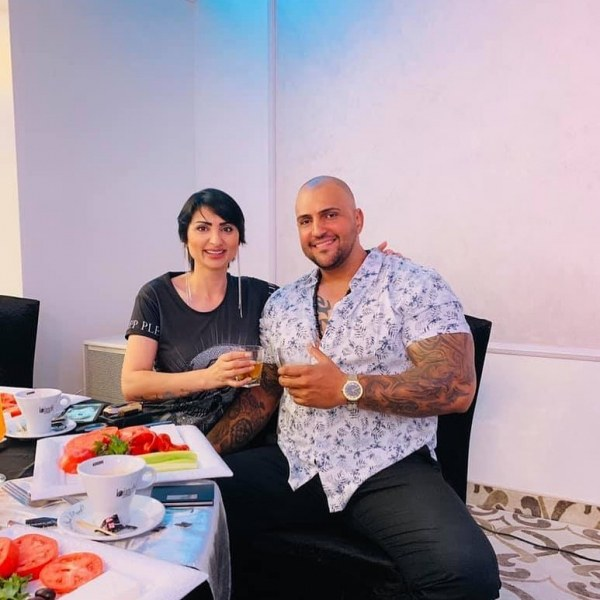 Софи Маринова и Гринго