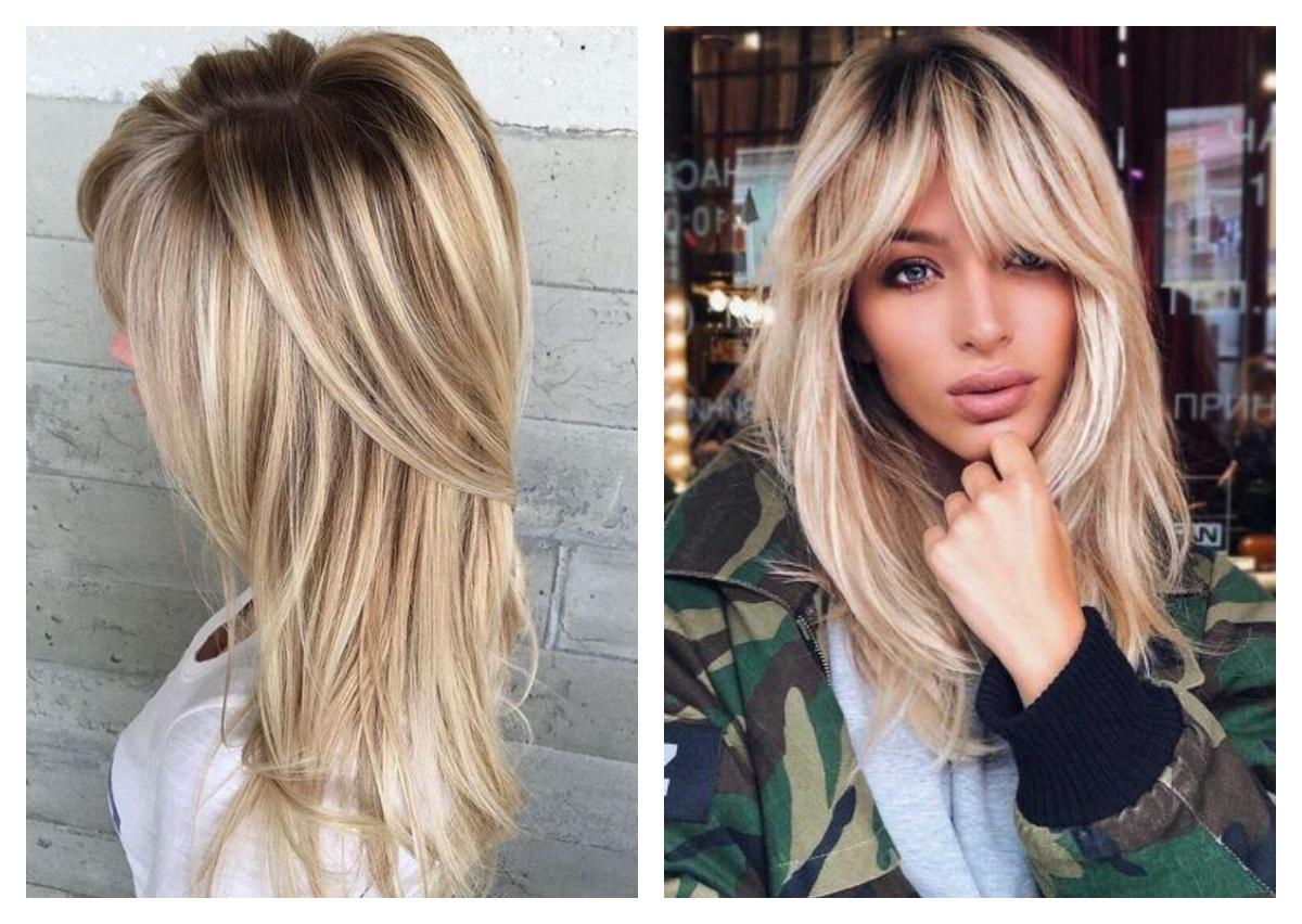 прическа дълга коса