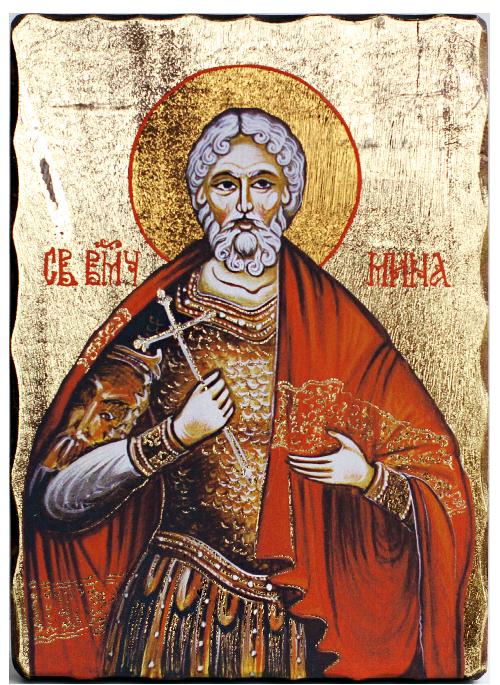 икона Св.Мина