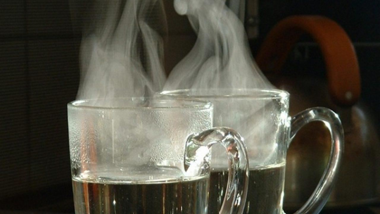 гореща вода