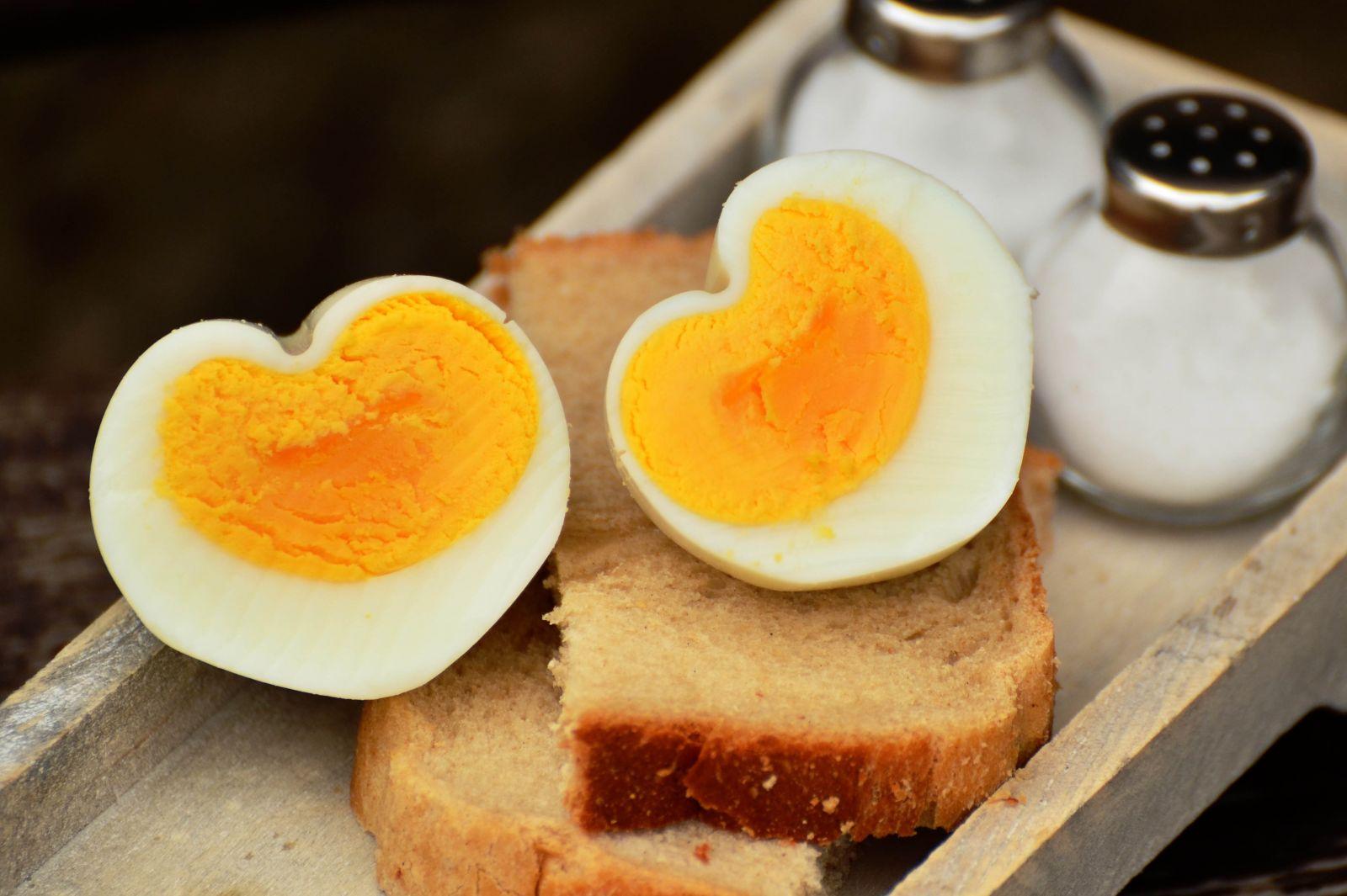 варени яйца закуска