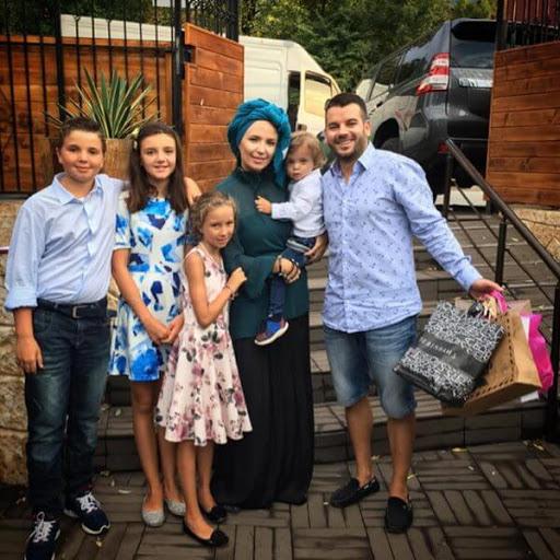 Ирина Тенчева деца
