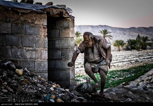 Иранец колиба