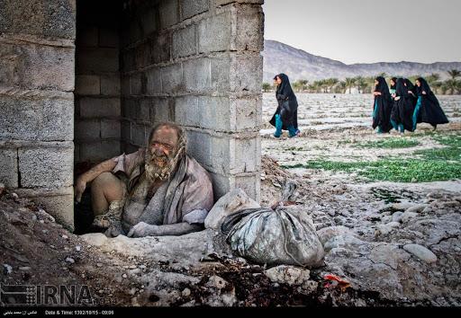 Иранецът който не се е къпал