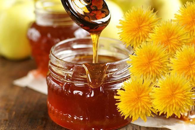 домашен мед от глухарчета