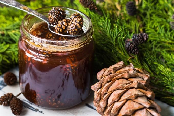 боров мед рецепта
