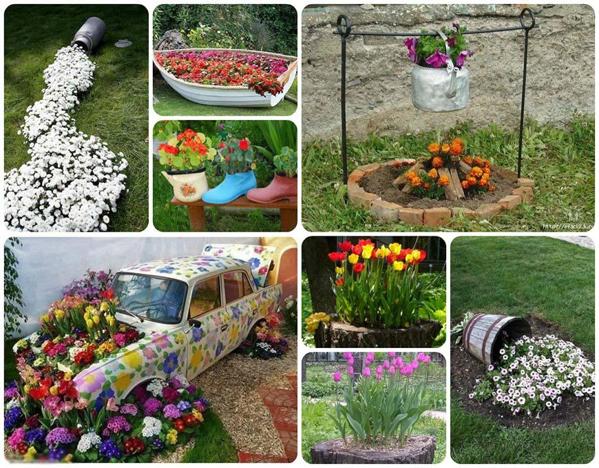ярки идеи за градината