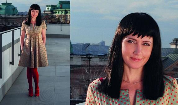 Елена Йончева с тъмна коса