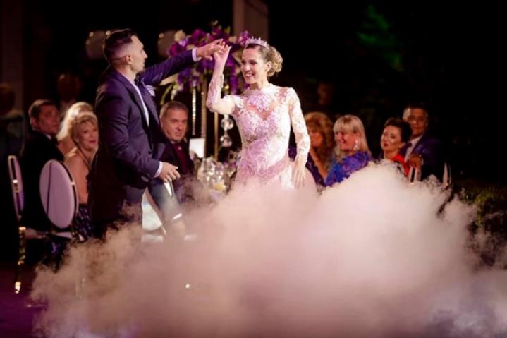 Виолета Сиракова сватба