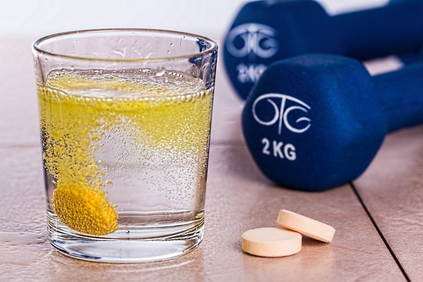 витамин разтворим