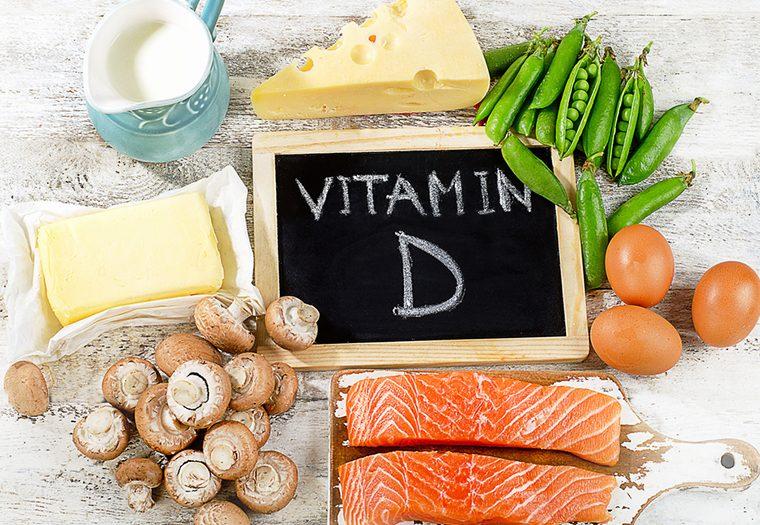 витамин D източници