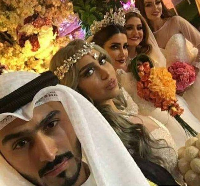 жена му го заряза, а той вдигна сватба