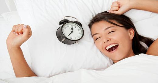 жена в леглото