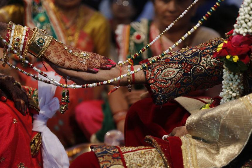 индийска сватба