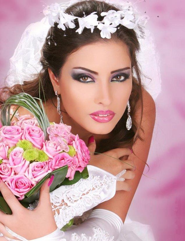 Идеи за сватбен грим