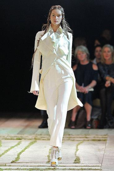 Александър Маккуин 2011 Панталон със Сако
