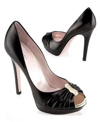 Версаче обувки на висок ток с лого