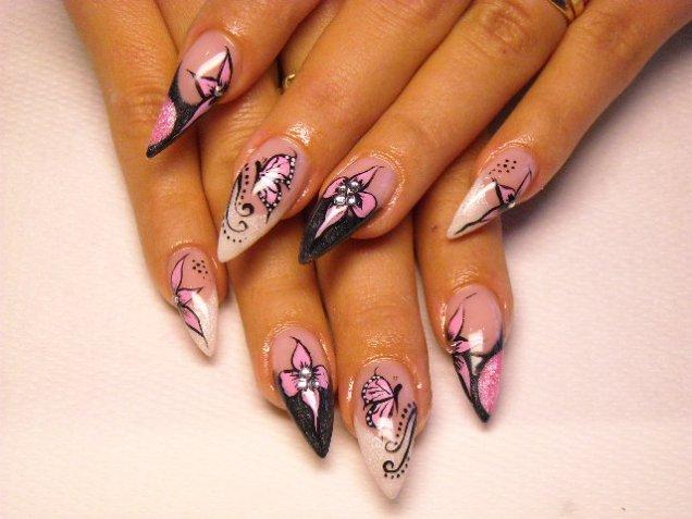 Розови пеперуди