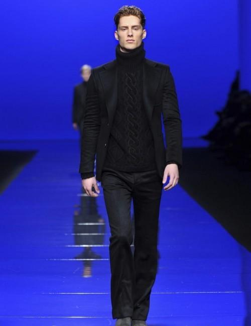 Роберто Кавали Мъжка Мода 2011 Пролет