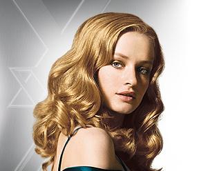 вълниста прическа за дълга коса