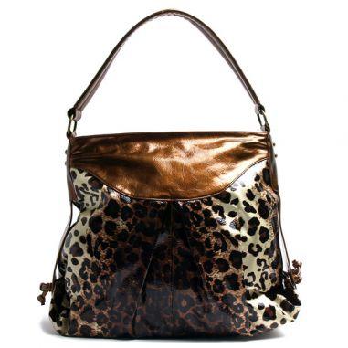 леопардова чанта Ebisu 33