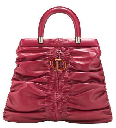Кристиан Диор Пазарска Розова Чанта
