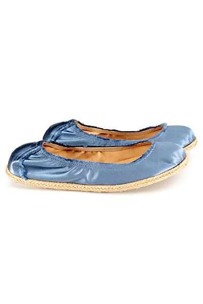 Pedro Garciа Пролет-Лято 2011 равни обувки балерина сини