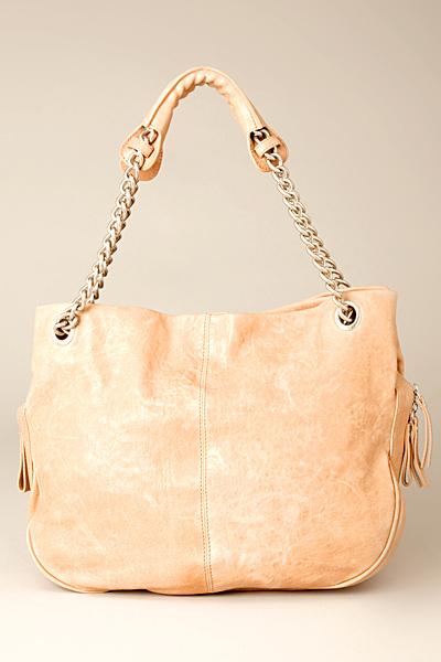 Vanessa Bruno бежова чанта с верига