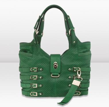 Джими Чу 2010 Зелена Чанта