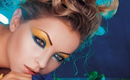 много привлекателен и красив арабски грим (9)